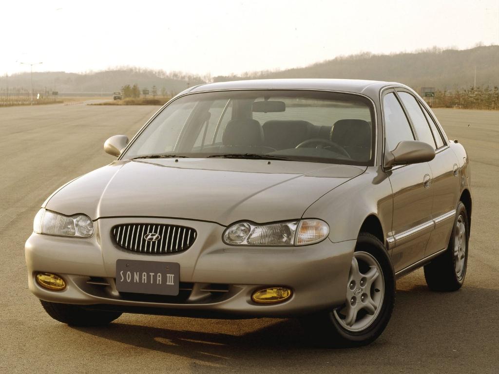 HyundaiSonata 3
