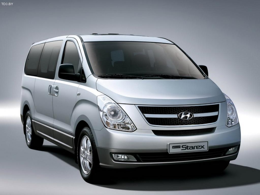 HyundaiH1 (Starex) 2