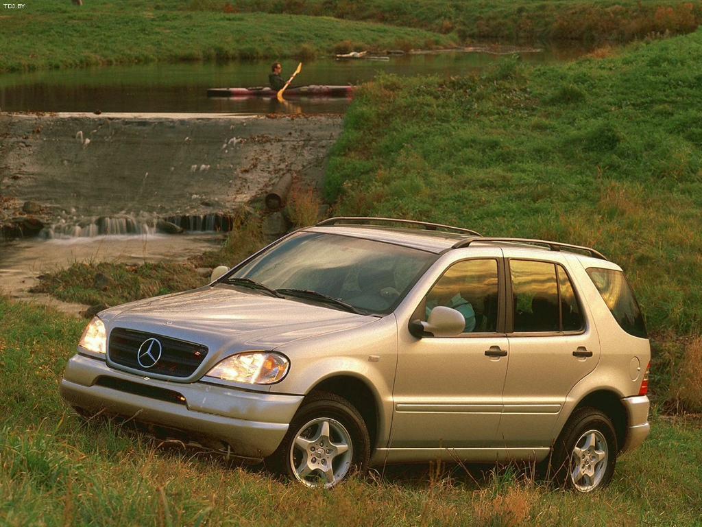 Mercedes-Benz	ML 163