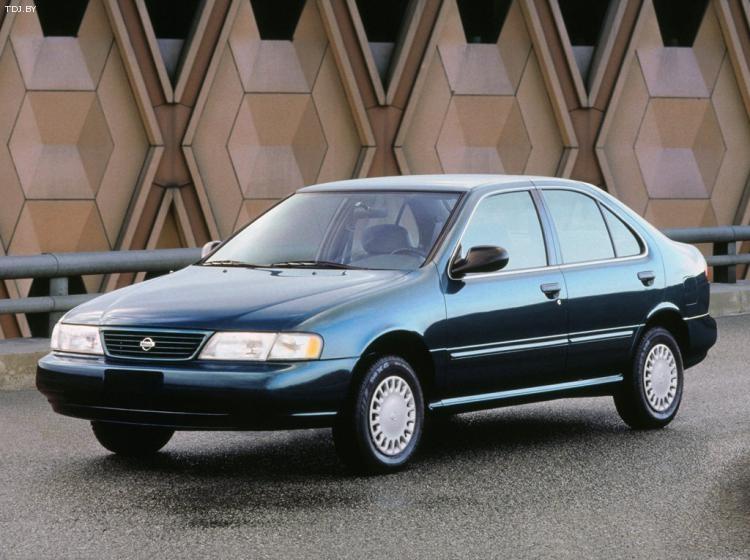 NissanSunny  (B14)