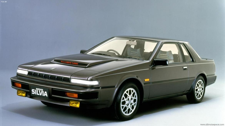 NissanSilvia s12  (180sx)