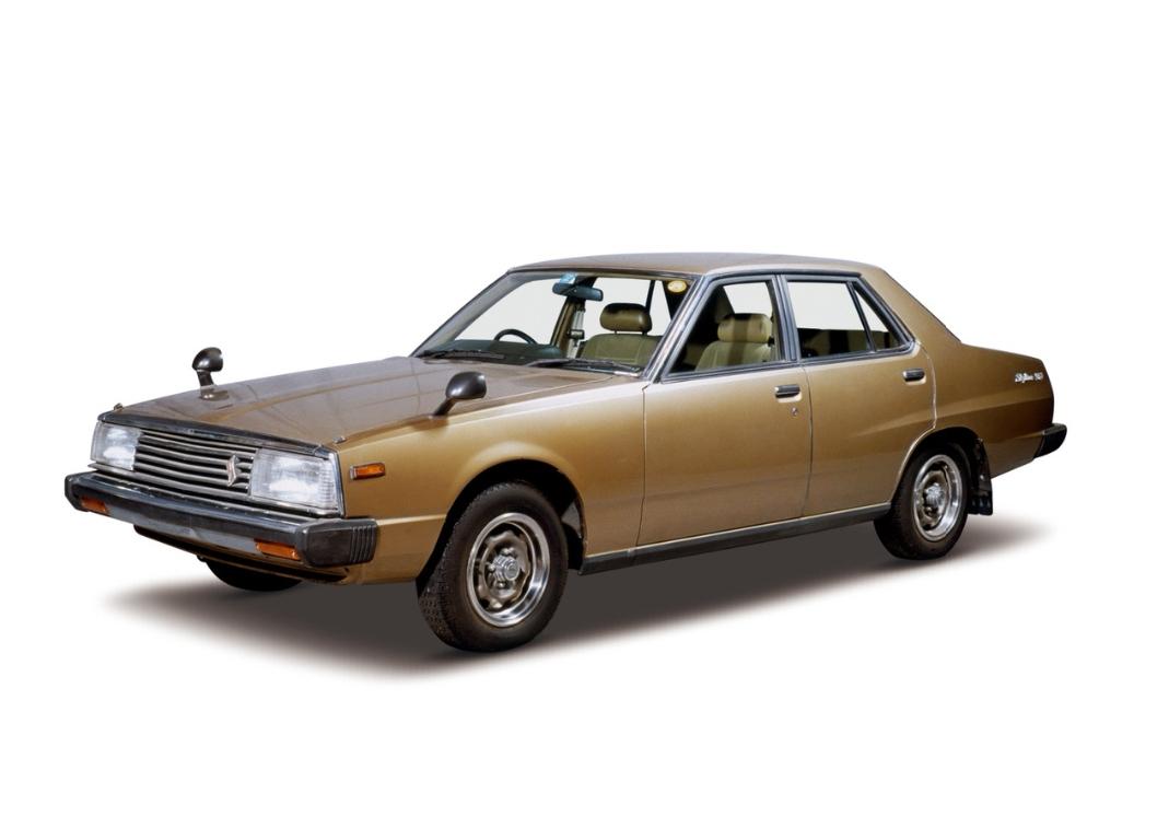 NissanSkyline 210