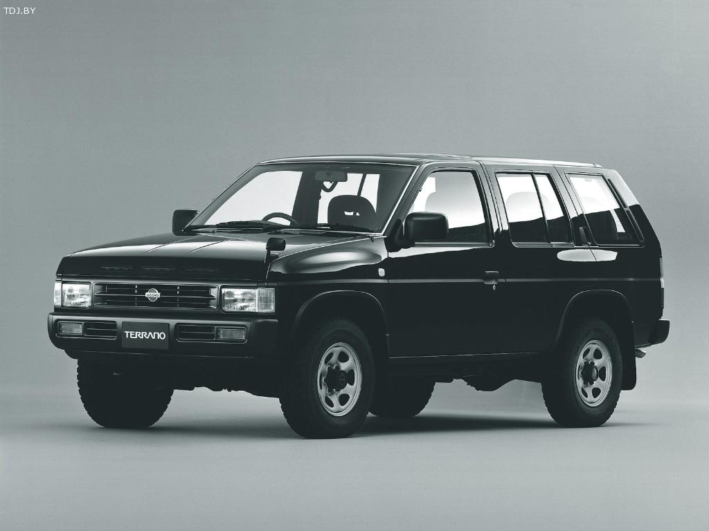 NissanTerrano 2 (R20)
