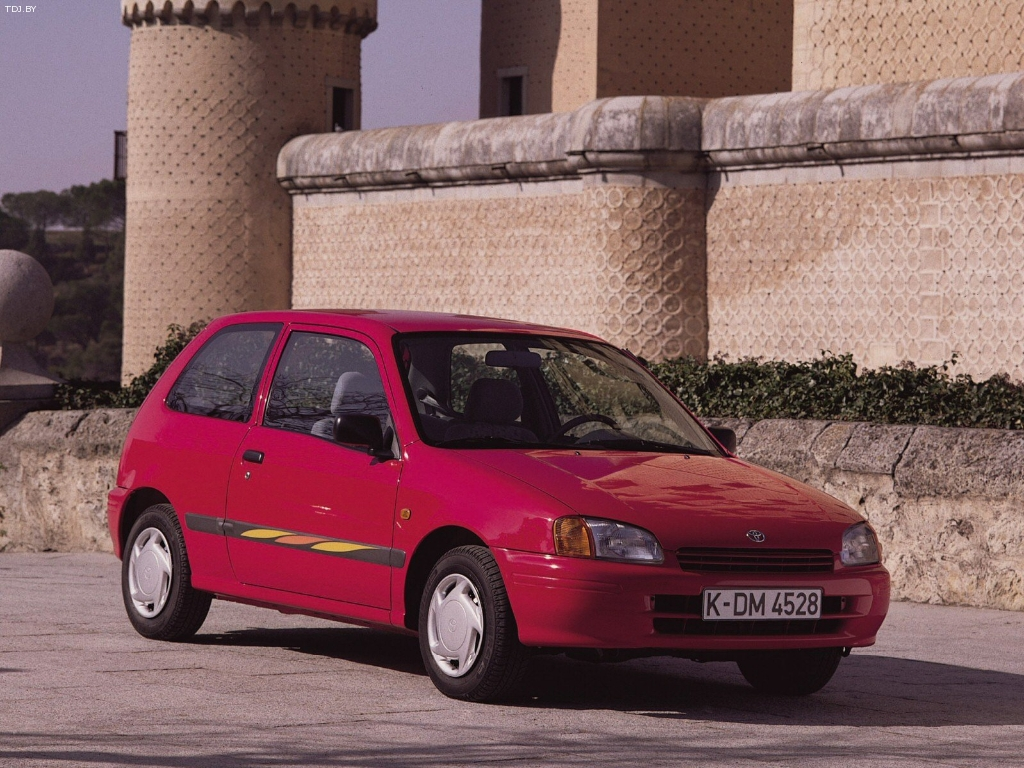 ToyotaStarlet 90