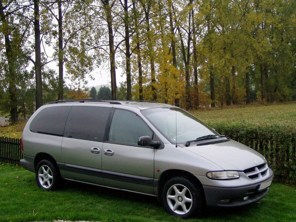 CHRYSLER	Voyager 3 (Grand/ T&C)