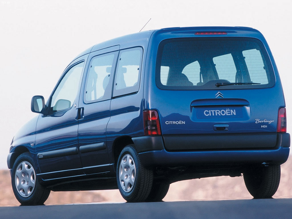 CITROEN  Berlingo 1