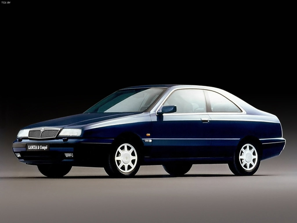 LanciaKappa Coupe