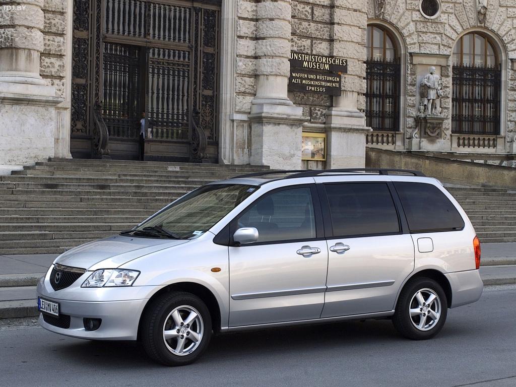 MazdaMPV 2