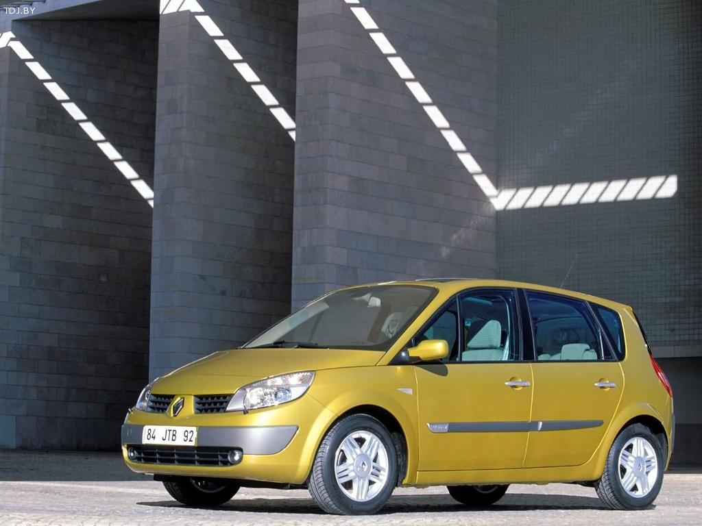 RenaultMegane\Scenic 2