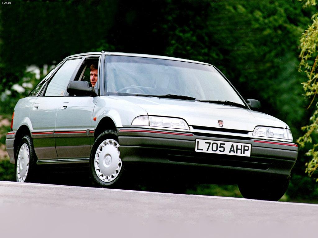 Rover   200 mk 2