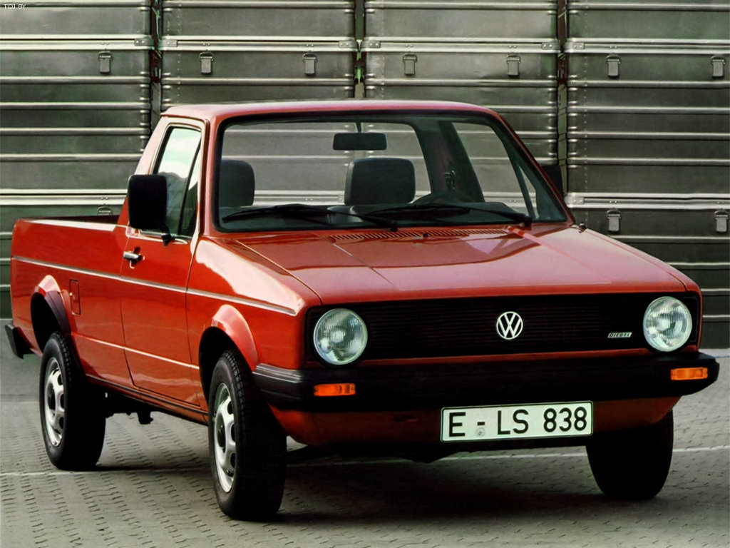 VW	Caddy 1
