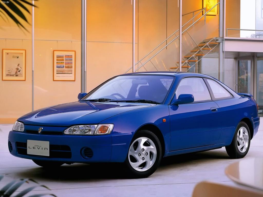 ToyotaCorolla Levin 110