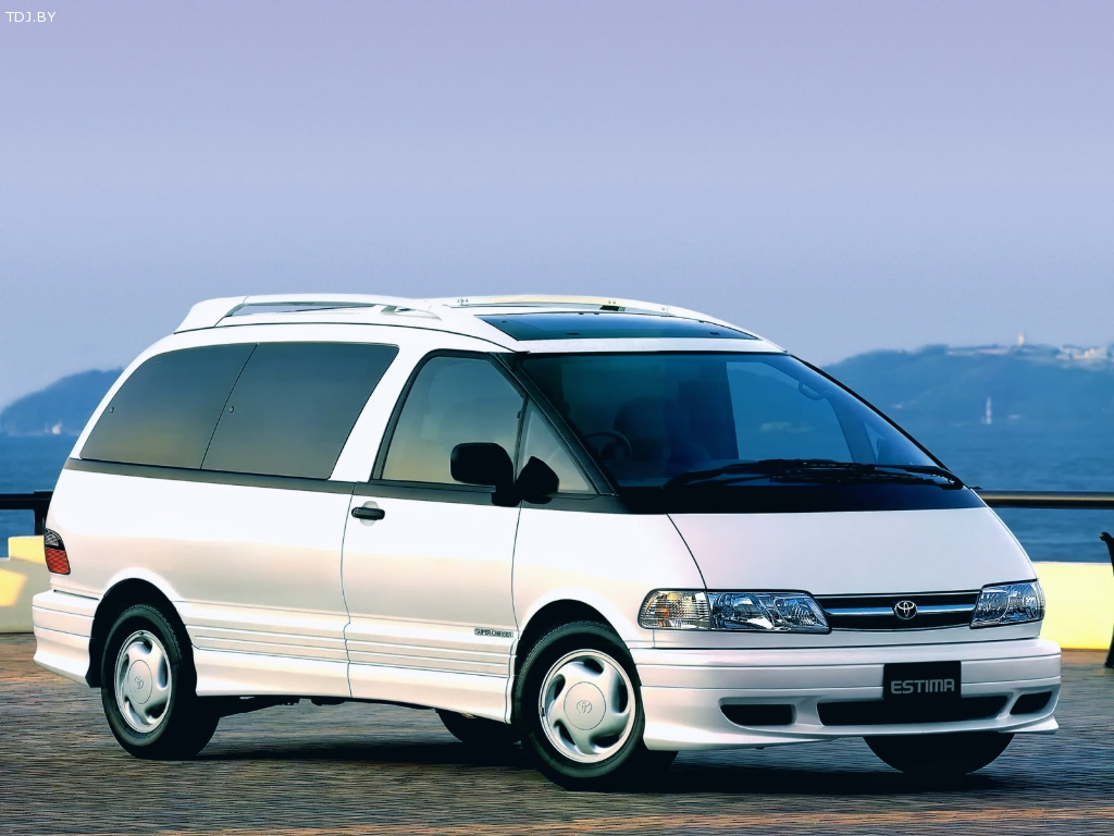 ToyotaPrevia (Estima) 1-2